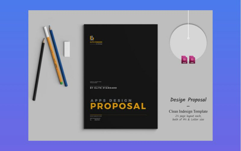 Business 20 Top Graphic Design (Branding) Project Proposal Templates