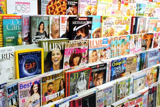 Vogue Magazine 'May Become Illegal In Ireland' Under New Alcohol Laws