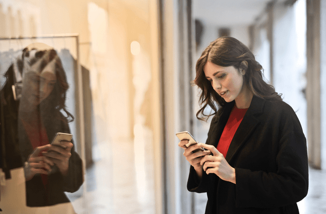 Mobile shopping app usage has doubled in 2018, survey shows