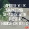 Use These Four Tools to Increase Your Marketing Knowledge