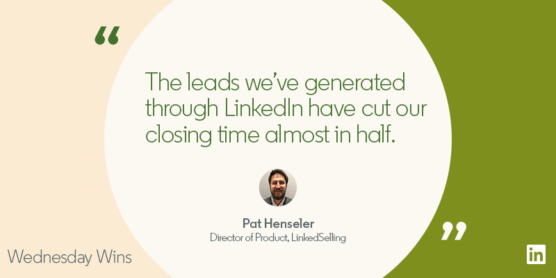 How LinkedSelling Achieves Consistent Volume and Reliability with LinkedIn Lead Gen