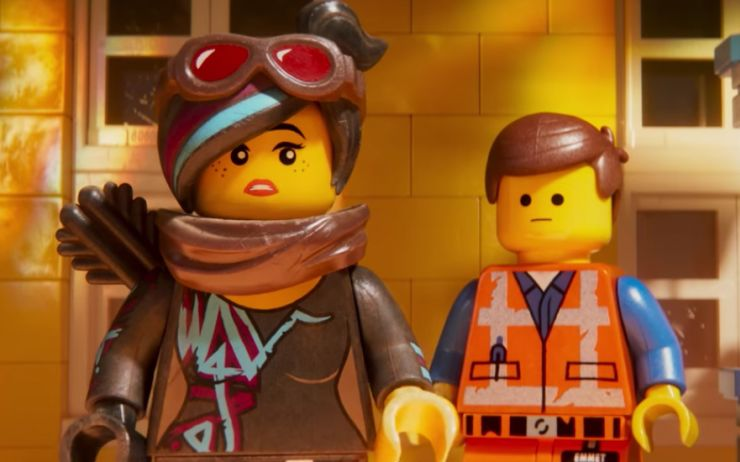Lego marketing chief says the challenge with online advertising is that so much content is 'damaging' to kids